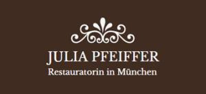 Julia Pfeiffer - Restaurierung in München